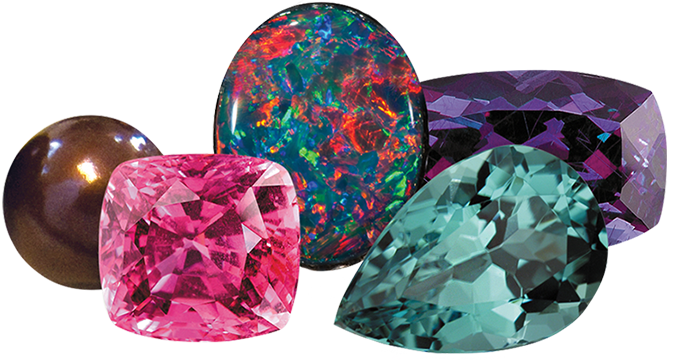 Various Gemstones 1